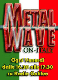METALWAVE ON-ITALY: playlist del 22-07-2011