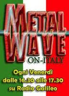 METALWAVE ON-ITALY: playlist del 11-11-2011
