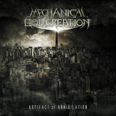 MECHANICAL GOD CREATION: nuovo album entro quest'anno