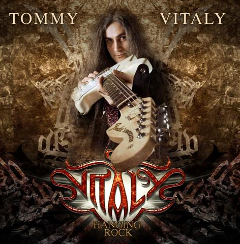 "TOMMY VITALY: release date, cover e teaser del nuovo ""Hanging Rock"""