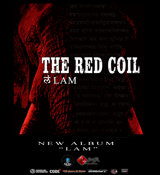 THE RED COIL: finalmente fuori il debut album