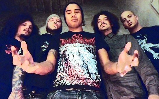 DISMAL FAITH: debut album in arrivo