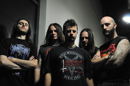 DROWN IN BLOOD: nuovo album in arrivo