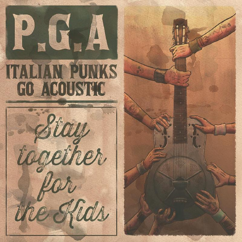 ITALIAN PUNKS GO ACOUSTIC: Debutto al primo posto della classifica Alternative Italiana di iTunes
