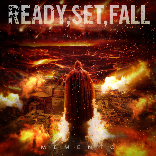 "READY, SET, FALL: svelata la copertina di ""Memento"""
