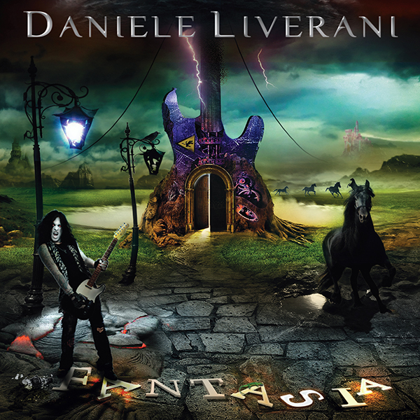 "DANIELE LIVERANI: da oggi disponibile ""Fantasia"" in digitale"