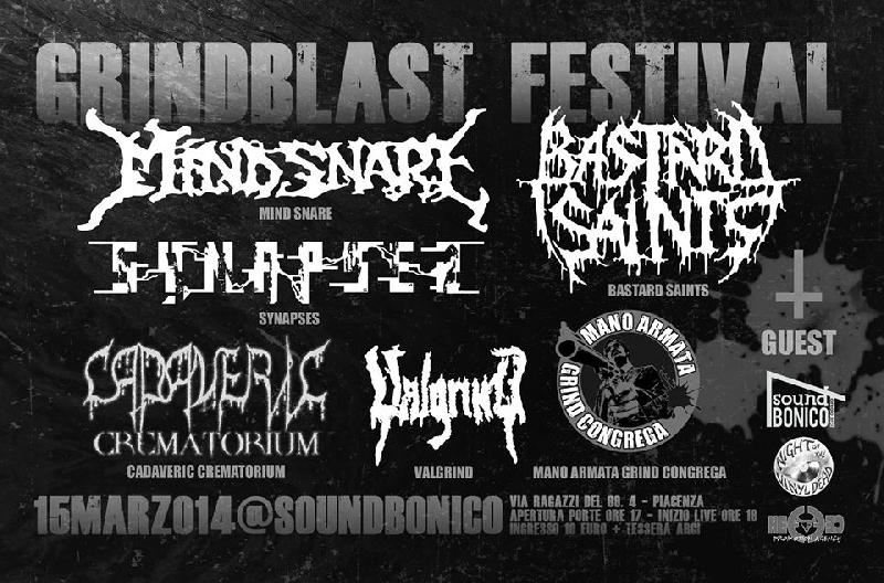 GRINDBLAST FESTIVAL: il festival brutal death e grindcore Made in Italy