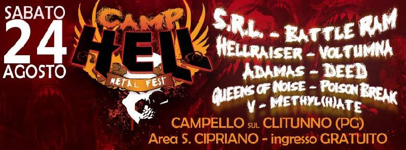 CAMPHELL METAL FEST 2013: il video-diario completo