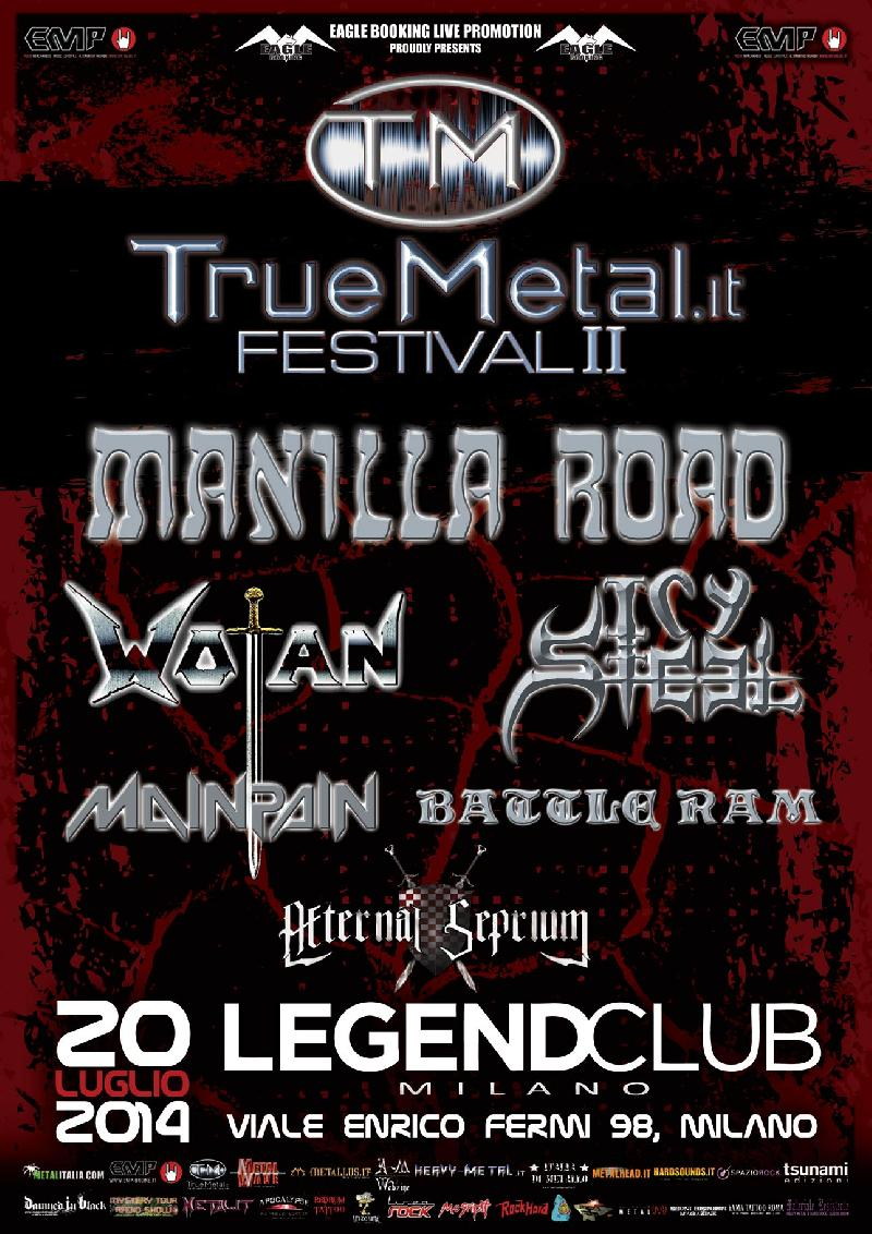 TRUEMETAL.it FESTIVAL II: vinci gli ACCEPT con Truemetal Vs Food e sconti per il Wacken Open Air
