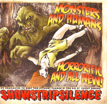 Showstripsilence «Monsters And Humans: Horrorific & All New!» | MetalWave.it Recensioni