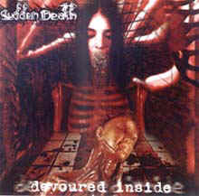 Sudden Death «Devoured Inside» | MetalWave.it Recensioni