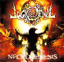 Logic Of Denial «Necrogenesis» | MetalWave.it Recensioni