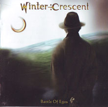 "Copertina dell'album ""Battle Of Egos"" [Winter Crescent]"