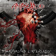Amassado «Coracao Enterrado» | MetalWave.it Recensioni
