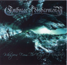 Embrace Of Disharmony «Whispers From The Edge Of Nowhere» | MetalWave.it Recensioni