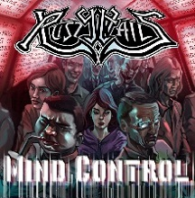 Rusty Nails «Mind Control» | MetalWave.it Recensioni