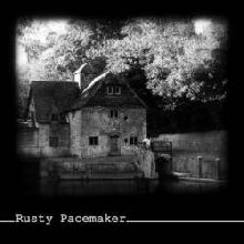 "Copertina dell'album ""Blackness And White Light"" [Rusty Pacemaker]"