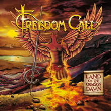 Freedom Call «Land Of The Crimson Dawn» | MetalWave.it Recensioni