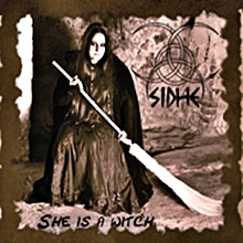 Sidhe «She Is A Witch» | MetalWave.it Recensioni