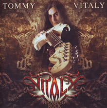 Tommy Vitaly «Hanging Rock» | MetalWave.it Recensioni