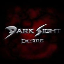 "Copertina dell'album ""Desire"" [Dark Sight]"