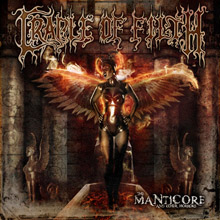 Cradle Of Filth «The Manticore And Other Horrors» | MetalWave.it Recensioni