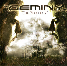 "Copertina dell'album ""The Prophecy"" [Geminy]"