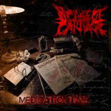 "Copertina dell'album ""Medication Time"" [In Case of Carnage]"