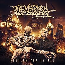 "Copertina dell'album ""Requiem For Us All"" [The Modern Age Slavery]"