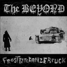 "Copertina dell'album ""Frostbitepanzerfuck"" [The Beyond]"