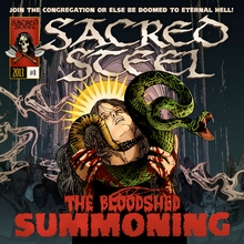 Sacred Steel «The Bloodshed Summoning» | MetalWave.it Recensioni