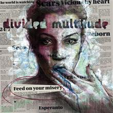 Divided Multitude «Feed On Your Misery» | MetalWave.it Recensioni