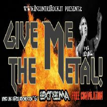 Aa.vv. «Give Me The Metal! Vol.1» | MetalWave.it Recensioni