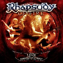 Rhapsody Of Fire «Live - From Chaos To Eternity» | MetalWave.it Recensioni