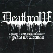 Deathrow «Through A Cold, Endless Winter - 7 Years Of Torment» | MetalWave.it Recensioni
