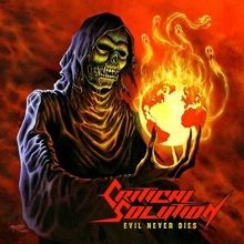 Critical Solution «Evil Never Dies» | MetalWave.it Recensioni