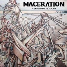 Maceration «A Serenade Of Agony (reissue)» | MetalWave.it Recensioni