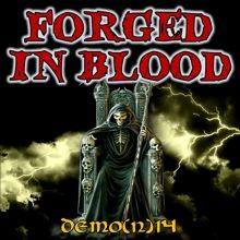 Forged In Blood «Demo(n)14» | MetalWave.it Recensioni