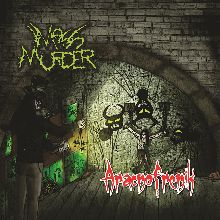 Mass Murder «Aracnofrenik» | MetalWave.it Recensioni