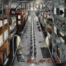 Athrox «Are You Alive?» | MetalWave.it Recensioni