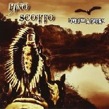 Pino Scotto «Live For A Dream» | MetalWave.it Recensioni