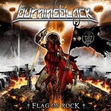 Burning Black «Flag Of Rock» | MetalWave.it Recensioni