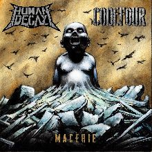 Human Decay / Codefour «Macerie» | MetalWave.it Recensioni