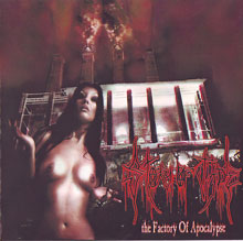 Story Of Jade «The Factory Of Apocalypse» | MetalWave.it Recensioni