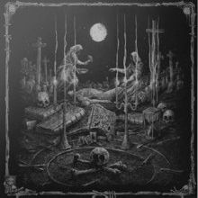 Mortuary Drape «Necromantic Doom Returns» | MetalWave.it Recensioni