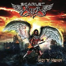 Scarlet Aura «Hot'n'heavy» | MetalWave.it Recensioni