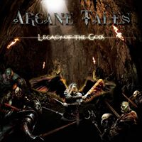 Arcane Tales «Legacy Of The Gods» | MetalWave.it Recensioni