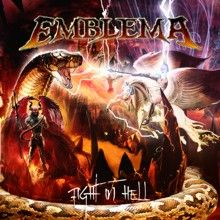 Emblema «Fight In Hell» | MetalWave.it Recensioni