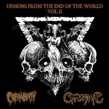 Coffin Birth / Gravestone «Demons From The End Of The World Vol. Ii» | MetalWave.it Recensioni