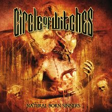 Circle Of Witches «Natural Born Sinners» | MetalWave.it Recensioni